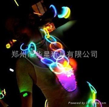 glow stick ,glow bracelets 3