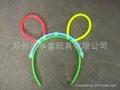 glowstick , glow hairpin, light hair clip 4