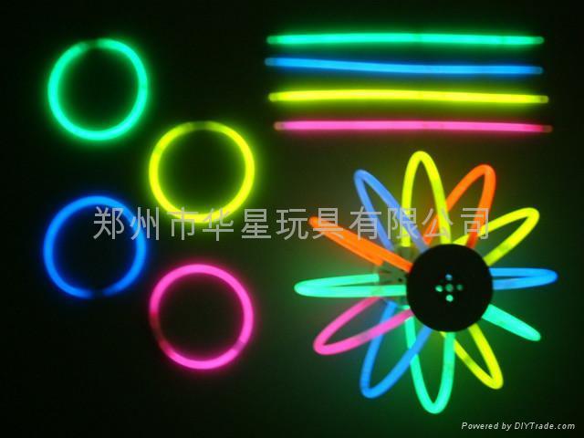 glow stick ,glow bracelets 1