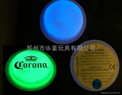 glowstick ,glow  Badge,glow buttons,flash buttons