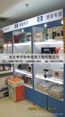 江蘇南京數碼展櫃設計製作