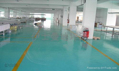 Esm-06環氧普通防靜電地坪塗裝系統 1