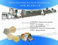 Snacks/ food machine: Double-screw Extruder, Nutrition powder/ Baby Rice powder