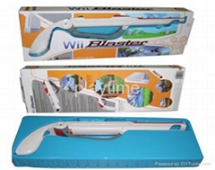 Wii Blaster video game accessory