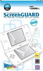 Screen Protector film Guard for Nintendo NDSi LL/XL