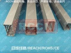 plastic channels