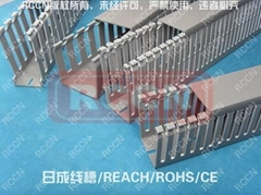 plastic cable trunking
