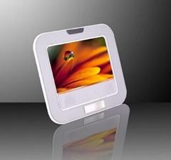 7-inch multi function analog screen