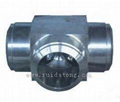 Steel Faucet Pipes MSS SP 97 (Kathy Li)