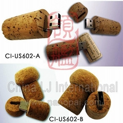 Wine Cork / Wine Stopper USB Flash Drive