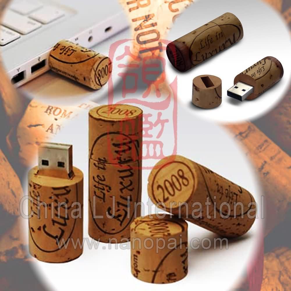 wood branch usb flash disk / usb flash drive 3