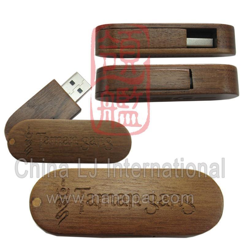 wood branch usb flash disk / usb flash drive 5