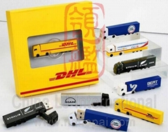 OEM car promotion usb gift usb flash drive