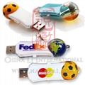 Bubble shape Liquid USB Flash Drive