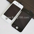 iphone4s lcd assemble with touch screen and digitizer