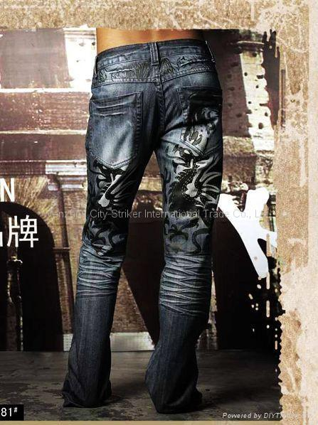 Men 39 S Designer Jean Casual Jeans Fashion Jeans Hot Sell Km1281 Kosmo Lupo China Jeans
