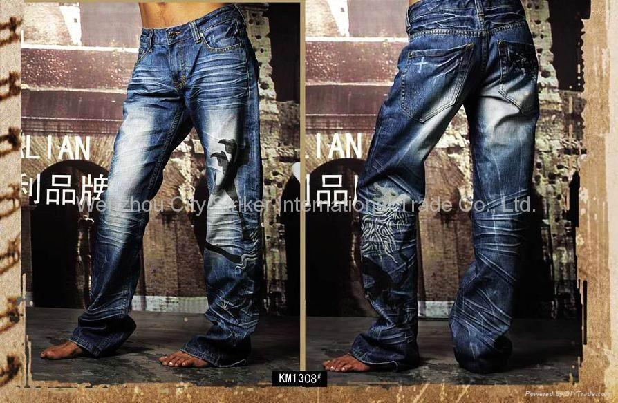 Men 39 S Designer Jean Casual Jeans Fashion Jeans Hot Sell Km1308 Kosmo Lupo China Jeans