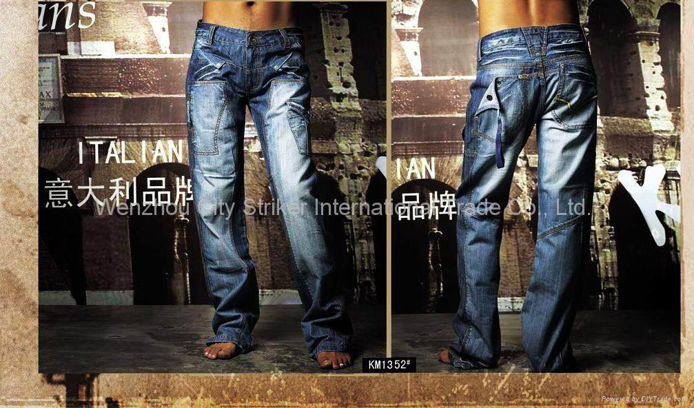 Casual Jeans Outfits Men Men's Designer Jean/casual