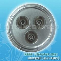 高品质LED天花灯,3W,大功率天花灯