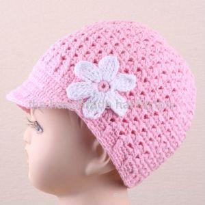 Crochet Newsgirl Hat 1