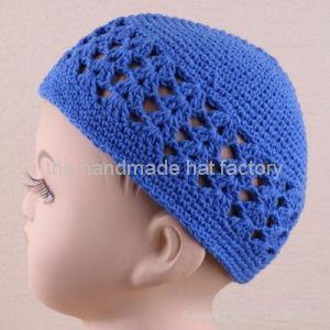 Crochet Kufi Hat 1