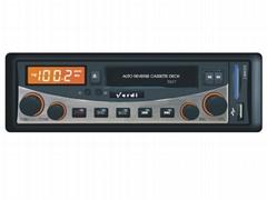 car cassette player V-5607
