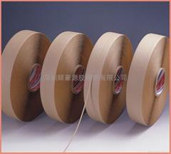 Non-adhesive belting tape