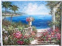 decorative oil paintings