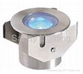 350mA 1W CREE LED ground light with