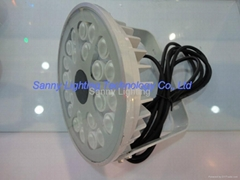 350mA 24W CREE LED Ground Light with Stainless Steel 316 material housing