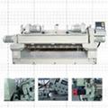 CNC Spindless veneer peeling