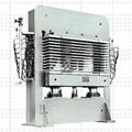 PLYWOOD MACHINE-HOT PRESS MACHINE