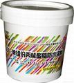 CB丙烯酸酯防水塗料 2