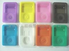 硅膠iphone4手機套