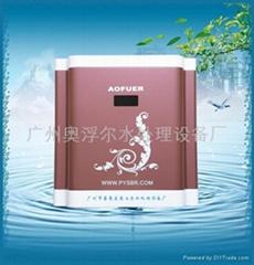 奥浮尔液晶显示壁挂纯水机