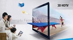 50寸等离子3D电视