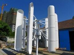 Vertical Axis Wind Turbine(Generator) 10KW