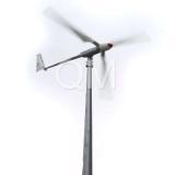 Hortizontal Axis Wind Turbine(Generator) 2KW/400RP