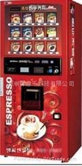 深圳刷卡投幣紙杯全自動咖啡機