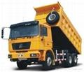 shacman 6x4 dump truck