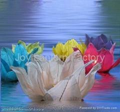 Lotus Water Lantern
