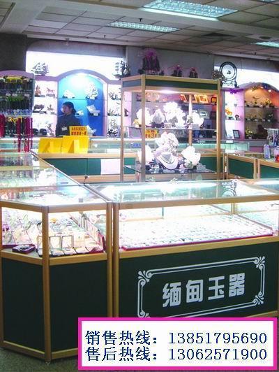 南京玻璃貨架 3