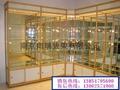 南京玻璃貨架 4