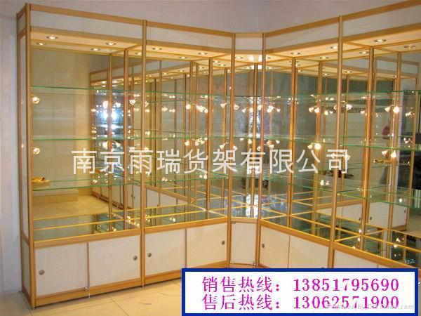 南京精品展示柜 2