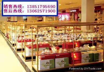 南京精品展示柜 3
