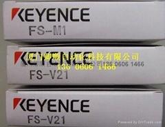 KEYENCE光电开关FS-M1 FS-V21现货