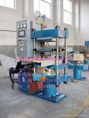 青岛PLC全自动平板硫化机