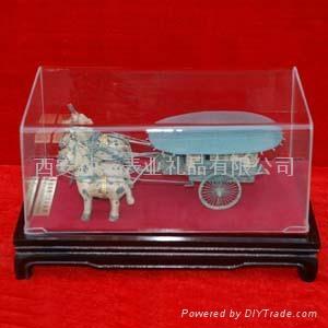 供应陕西西安铜车马 3