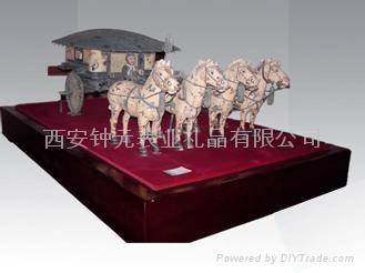 供应陕西西安铜车马 5