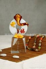 西安蛇年纪念品